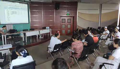 新郑市人民医院临床启动会2