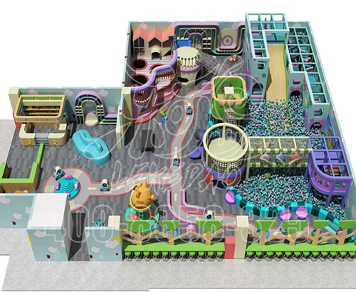 淘气堡儿童乐园,大型游乐场设备,早教设施厂家