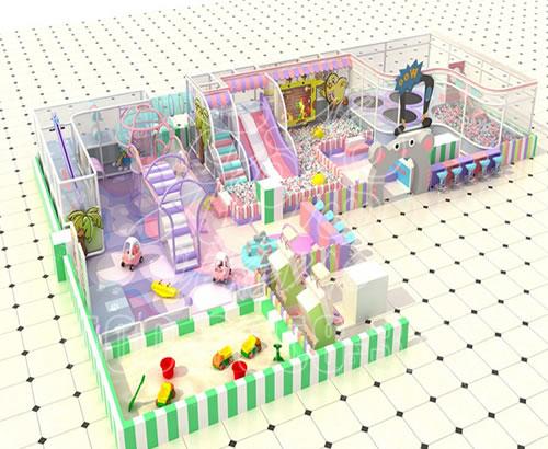 厂家直销新款淘气堡主题乐园,儿童游乐园,室内游乐设备可定制