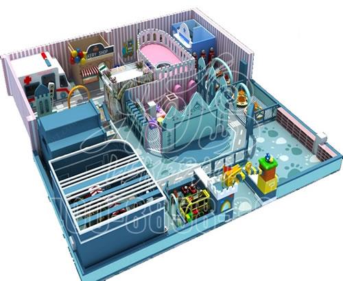 厂家直销新款淘气堡,主题乐园 ,儿童游乐园室内游乐设备可定制