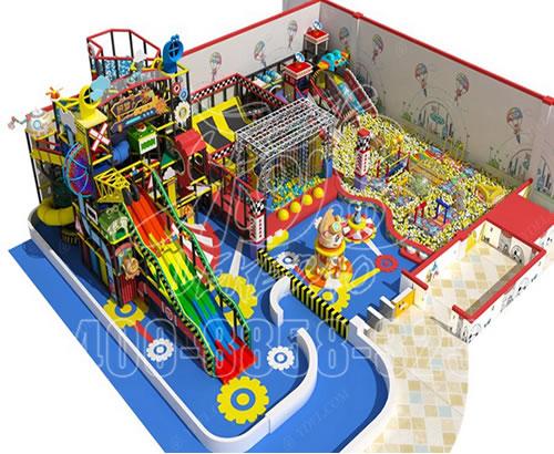 淘气堡儿童乐园,大小型室内游乐场设备生产厂家