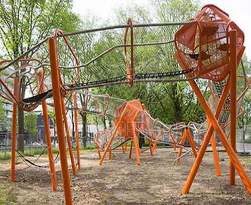 儿童户外拓展运动设备 儿童户外拓展攀爬网价格