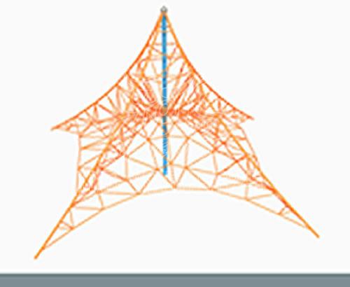 户外大型非标攀爬塔,儿童拓展攀爬网设施定制
