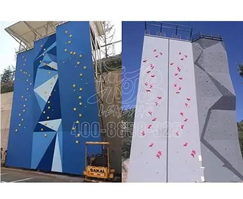 厂家定制攀岩墙 ,户外攀岩墙,户外攀岩拓展器材价格
