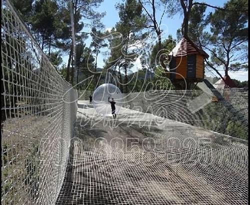 户外游乐设备定制 ,儿童丛林攀爬网, 游乐场景区公园拓展组合游乐设施