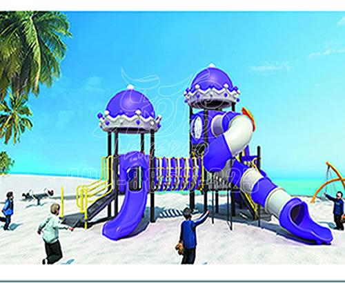 户外大型儿童游乐场设备,幼儿园组合滑滑梯设施